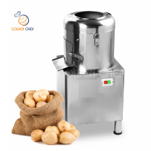 Hot Sale Commercial Industrial Stainless Steel Electric Potato Peeling Machine
