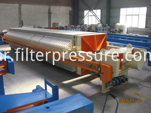 Automatic Filtration Filter Press