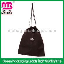 ГЗ фабрика cusotm стиль логотип печати drawstring Non сплетенный пляжная сумка-полотенце