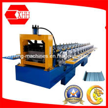 Steel Roof Sheet Metal Profile Aluminium Tile Forming Machine