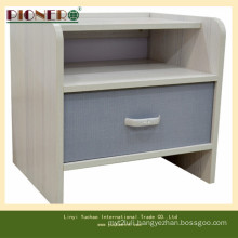 Sell Beautiful White Wooden Cabinet with Maize Drawers