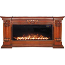 High Quality Thin Fireplace