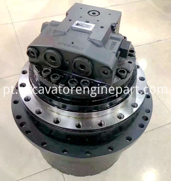 Nabtesco GM06VA final drive with gearbox TM06 travel motor assy for pc50uu-2 pc45-2 pc45R-2
