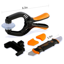 JAKEMY OP14 2 IN 1 Professional Handy LCD Screen Opening Pliers for Cell Phone Pad Home Electronics DIY Repair Disassemble