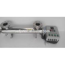 L'équipement de stérilisation par rayonnement ultraviolet utilise des tubes d'importation pour un filtre à eau antibactérien de piscine