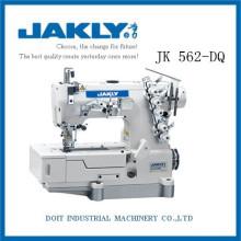 JK562-DQ DOIT Basse vibration et investissement Machine à coudre industrielle Interlock