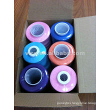 100% POLYESTER 60S/2 SEWING THREAD