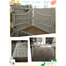 Пластиковый складной стол 5FT с белым цветом