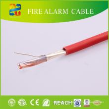 Probe kostenlose Feueralarmkabel mit PVC-Jacke