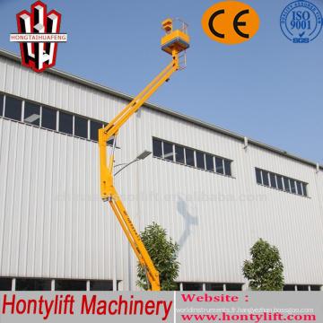 16 m CE pas cher vente chine articulé élévateur flèche télescopique / plate-forme de travail télescopique