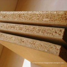 Cherry Melamine Laminated Particle Board