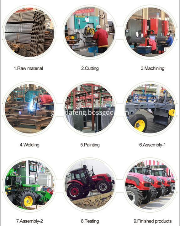max. fuel consumption 16L crawler type rice harvester