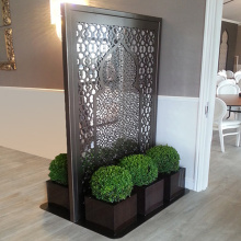 Indoor Laser Cut Metal Screens