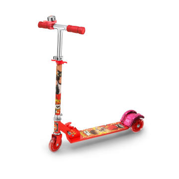 2016 Children Kick Scooter with 100mm PU Wheel (BX-3M005)