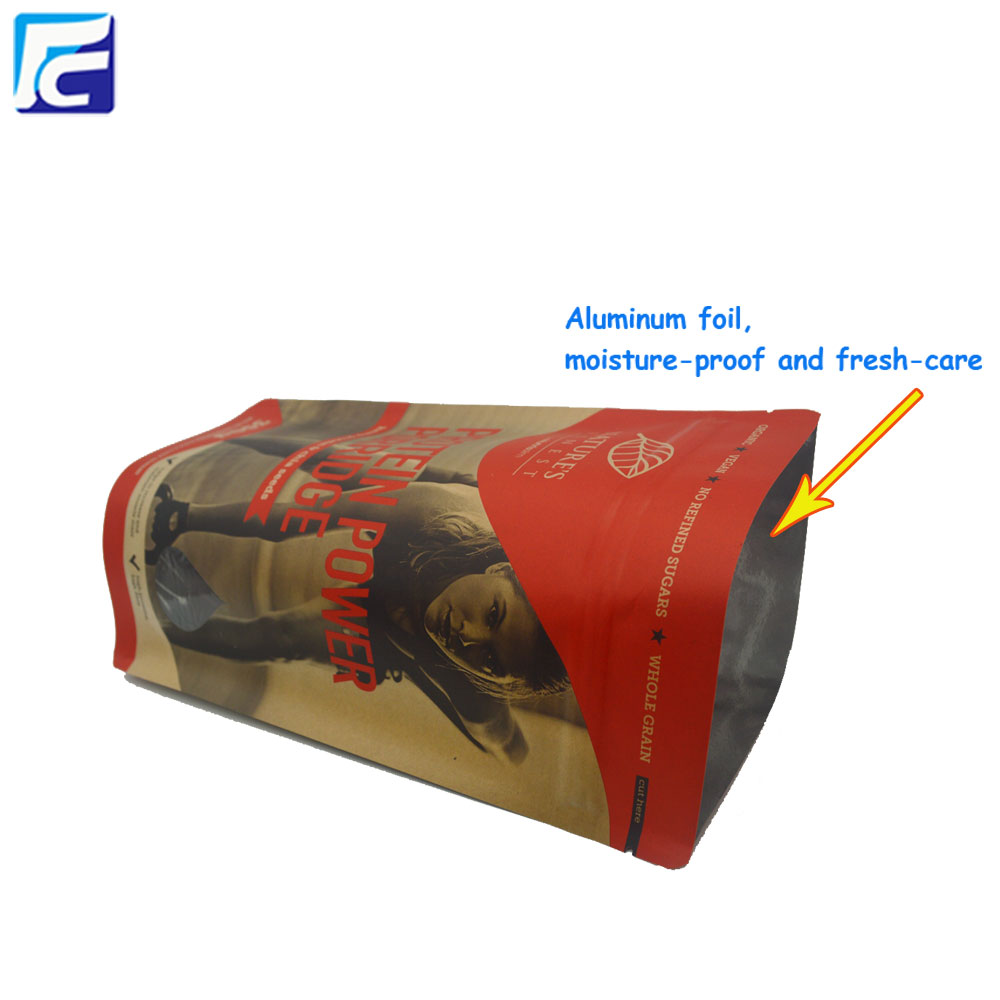 Protein Powder Packaging Bags
