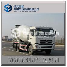 Dongfeng Tianjin 6m3 4X2 Concrete Mixer Truck