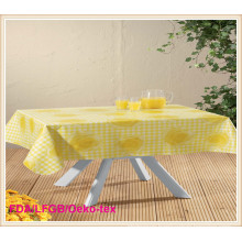 Printed Flannel PVC Table Cloth in Rolls