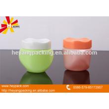 Envases de jar de cosméticos faciales crema facial