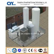 Cyyasu16 Insdusty Asu Luft-Gas-Trennungs-Sauerstoff-Stickstoff-Argon-Erzeugungsanlage