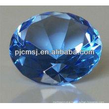 Luxury Imitation Crystal Blue Diamond For wedding Favors