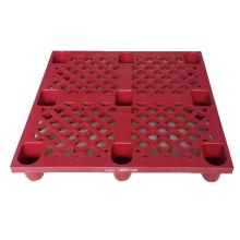 Novo Design 1000 * 1000 * 140 cm Grade Reticular 9 Pés De Plástico Pall