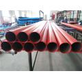 API Sch40 UL Lucha contra incendios de acero de tubería