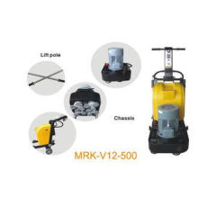 High Speed Terrazzo Floor Concrete Surface Grinder With Adj
