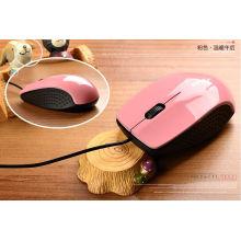 Ratón promocional del regalo de los ratones de la computadora de la calidad 3D del regalo promocional (M-82)
