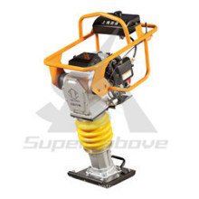 Gasoline Vibrating Tamping Rammer Construction Machinery with Good Price