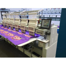 Hot Sale 6 Heads Embroidery Machines