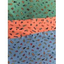 Child Interest Design Rayon Challis 32S Printing Fabric