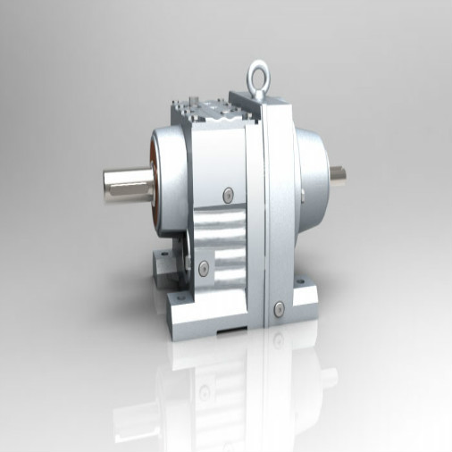 RF Series Helical Flange Mounted Mixer Gear Reducer