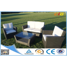 Traditional Good Quality Synthetic Rattan Outdoor Sofa Set