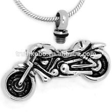 Jóia popular da cremação do estilo da motocicleta da venda às cinzas da lembrança para homens frescos