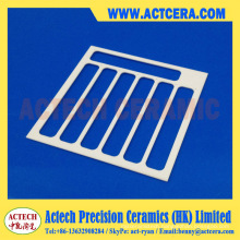 Laser Cutting/Machining Alumina Ceramic Substrates