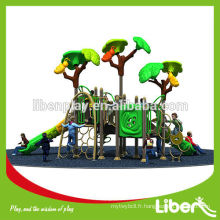 China Wenzhou Commercial Jeux pour enfants Plastic Outdoor Playground Equipements pour l'escalade