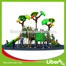China Wenzhou Commercial Kids Games Plastic Outdoor Playground Equipments for climbing