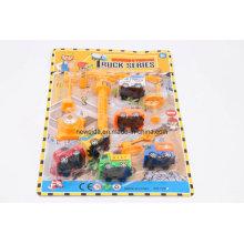 Хорошее качество Palyset грузовик серии мини модель автомобиля игрушки для детей