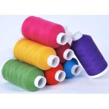 La fabrication a réutilisé le fil de tissu de coton de polyester de processus pour tricoter