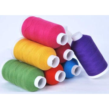 Manufacturing Recycled Process Polyester Cotton Fabric Yarn for Knitting