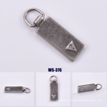 Alloy Zipper Pullers for Garments and Bags