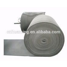 thermal insulation hard and soft graphite felt