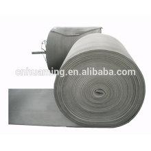 isolamento térmico feltro de grafite duro e macio