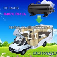 carro ar condicionado kit accessori campista trator ar condicionado compressores R407C QPC - 13K