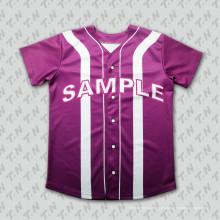 2015 Uniforme de béisbol personalizado de la sublimación de las mujeres