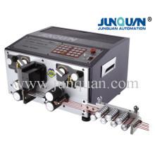 Автоматическая машина для резки и зачистки кабеля (ZDBX-7)