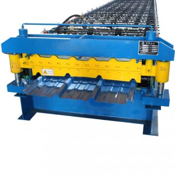 The Most Popular Roofing Trapezoidal Tile Forming Machine