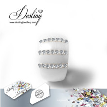 Destiny Jewellery Crystals From Swarovski Ring New Ceramics Rings