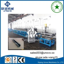 auto roll former strut channel manufacturing machine
