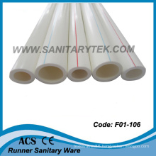 PP-R Pipe for Cold / Hot Water (F01-106)